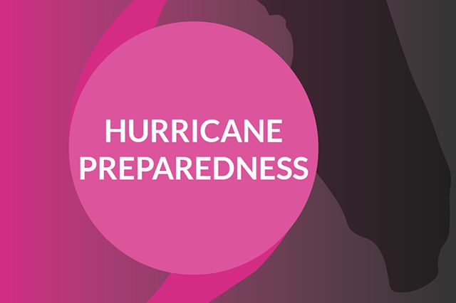 Be Prepared! For a Hurricane